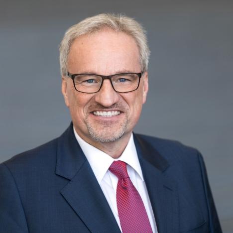 Rainer Berthan wird im Januar Vorstandsvorsitzender der Bauerfeind AG (Foto: Bauerfeind)